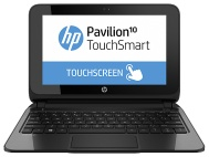 "Hewlett Packard Pavilion TouchSmart 10.1"" 10-e010nr Notebook PC - AMD A4-1200 Acc. Processor"