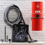 Hoover Wall Mount Garage Vacuum