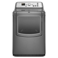 Maytag 7.3 cu. ft. Electric Dryer w/ Steam Cycles - Gray