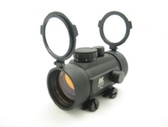 NcSTAR Red Dot Sight 1X42 B-STYLE RED DOT - WEAVER BASE