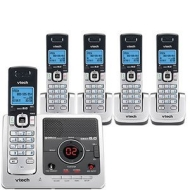 Vtech Communications #DS6121-5 5Handset Phone System