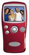 Salton Beyond ePods Digital Video Camera & Portable Entertainment System, Red