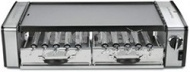 Cuisinart Griddler Grill Centro 1700-Watt 2-Tier Grill/Griddle w/ Rotating Skewers - GC-17
