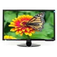 """I-Inc 27"""" Wide 1080p LED, Speakers, VGA, DVI"""