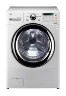 LG 22 lb Capacity Ventless Washer Dryer Combo