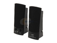 Inland Proht Usb Powered Stereo Laptop Notebook Speakers, Model 88037