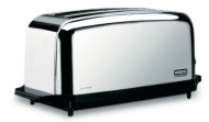 Waring WCT704 - Commercial Toaster, 2 Extra Wide1-3/8 in Extra Long Slots, 120V