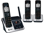 AT&T CL82300 DECT 6.0 Cordless Phone with Caller ID and Digital Answering System