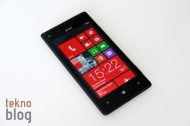 HTC Windows Phone 8X Smartphone