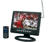 Jensen JDTV-1020 10 TFT Color LCD Television with Built-In Digital ATSC Tuner