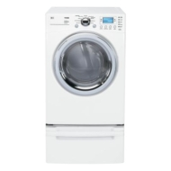 LG DLG8388 Stainless Steel Gas Dryer
