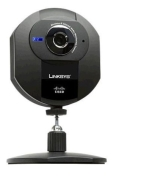 Linksys WVC54GCA Wireless-G Internet HOME Monitoring Camera