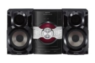 Panasonic SC-AKX16E-K 350W Mini Hi-Fi System with USB Playback