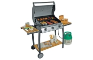 Richmond 3 Burner Gas BBQ