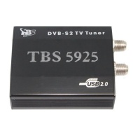 TBS5925 DVB-S2 TV Tuner USB , Professional TV Tuner Box ,Scheda ricevitore TV DVB-S2, CCM, VCM,ACM and Multi Input Stream Support