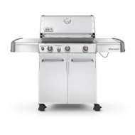 Weber Genesis S-330 Natural Gas Grill (Stainless Steel)
