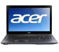 "Acer Cold Steel 15.6"" Aspire V5-552P Laptop PC with AMD A8-5557M Quad-Core Processor, 6GB Memory, 750GB Hard Drive and Windows 8"