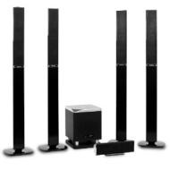 Auna YC-Concept-240 5.1 Home Cinema System 800W SD MMC USB AUX