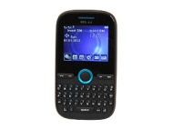 BLU Deco Mini 3 2Gb Blue Keyboard Unlocked Tri SIM QuadBand Cell Phone