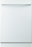 Bosch Ascenta Series SHX6AP0 Fully Integrated Dishwasher with 6 Wash Cycles, Nylon Coated Racks,