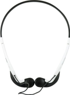 Jasco Sport Line Direct Acoustic Headphone (Wired - 20 Hz 20 kHz - Binaural - 4 ft Cable)