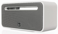 KitSound Ignite Rechargeable Wireless Bluetooth Speaker for iPhone/iPad/Android/Windows Devices - White