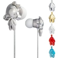 Monster Gwen Stefani Space Age G Harajuku In-Ear Headphones