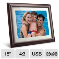 Viewsonic VFM1536-11 digital photo frame