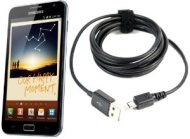2 Metre Extra Long Samsung Galaxy Note N7000 Smart Phone USB Sync & Data Cable
