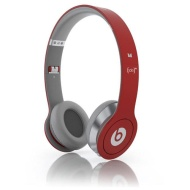 Beats by Dr. Dre Beats (Solo HD) RED Edition™ Over Ear Headphones