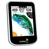 OnPar Golf Touchscreen GPS