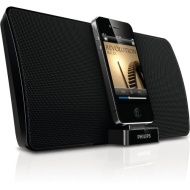 Philips Bluetooth iPod iPhone 4 4S 3G/S Speaker Dock Docking Station System Wireless 5