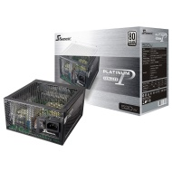 SEASONIC Alimentatore 520 Watt Fanless Serie P ATX 12V V2.31 Certificazione 80 Plus Platinum