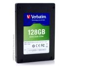 VERBATIM SSD VERBATIM 2.5IN 128GB UP TO 265MB/SEC