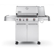 Weber Genesis S-330 Lp Gas Grill (Stainless Steel)