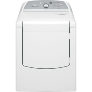 Whirlpool WED6200S Super Capacity Electric Dryer