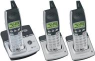 AT&T E5603B - Cordless phone w/ call waiting caller ID - 5.8 GHz + 2 additional handset(s)