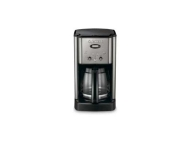 Cuisinart Black Chrome Programmable Coffee Maker