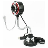 Flexible USB Webcam w/ Microphone