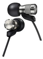 JVC Victor In-ear Stereo Headphones | HA-FXD80-Z (Japanese Import)