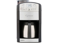 Jura-Capresso CoffeeTEAM TS Coffee Maker and Grinder Combo