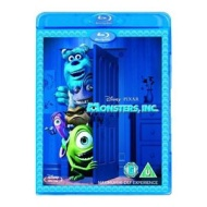 Monsters inc (Blu-Ray)