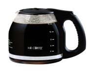 Mr. Coffee 12-Cup Carafe - Black