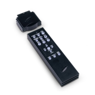 Intec Lighted DVD Remote for PlayStation 2