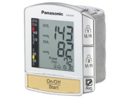Panasonic EW3039S - Easy-to-Use Wrist Blood Pressure Monitor - LCD Display