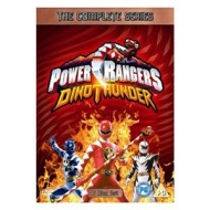 Power Rangers: Dino Thunder Box Set (7 Discs)