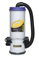 ProTeam Super CoachVac HEPA Backpack Vacuum (From Carmen's Vacuum)