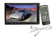 "Pyle 7"" DOUBLE DIN ,AIO GPS AND BT"