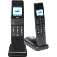 SBC Dual Cordless Telephone Handsets Model SBC-6028-2HC
