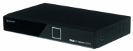 Sharp TUT2 Freeview HD Digital Receiver with DVB-T2/ DVB-T Tuner supporting HD and SD Formats.